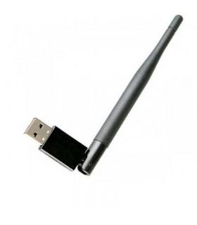 knet N300Mbps Wireless USB Adapter+5dbi
