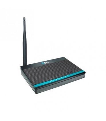 مودم روتر +ADSL2 بیسیم چهار پورت تک آنتن N150Mbps یوتل مدل A154