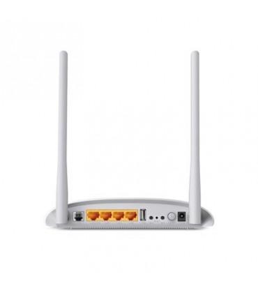 TP-LINK ADSL TD-W8968 N300 Wireless Modem Router