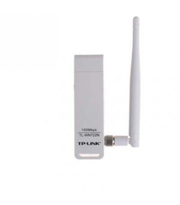 TP-LINK TL-WN722N High Gain Wireless 150Mbps USB Adapter