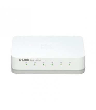D-Link DGS-1005A 5-Port Gigabit Desktop Switch
