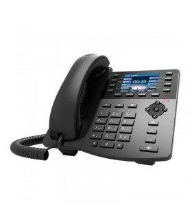 تلفن تحت شبکه اداری دی لینک DPH-150SE/F5 دارای 1 پورت LAN با قابلیت POE و دارای LCD و 2 اکانت SIP