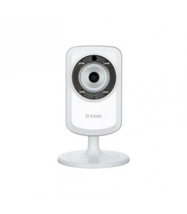 DCS-933L Wireless IP Camera 11n with IR LED , H.264 , MJPEG , 1lux CMOS sensor