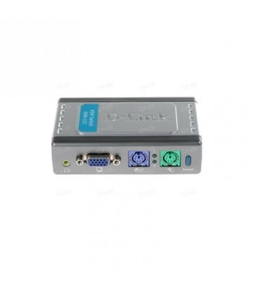 KVM-121 2-port PS/2 KVM Switch with Audio Support
