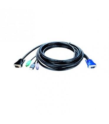 KVM-403 Combo KVM Cable 5 meters (for KVM-440/450)