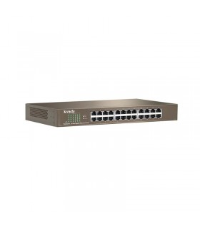 Tenda TEG1024D 24-Port Gigabit Unmanaged Desktop Switch