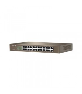 TENDA TEF1024D 24 Ports 10/100Mbps Unmanage Rackmount-Desktop Switch