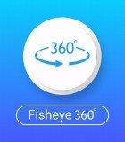 Fisheye 360°