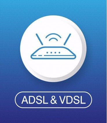 مودم - روتر ADSL - VDSL