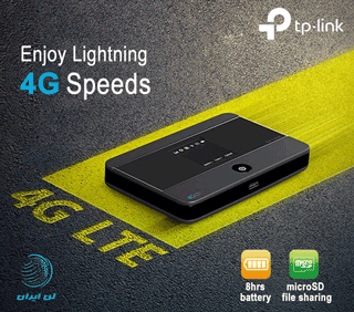 4G speed Mobile Wi-Fi-M7350