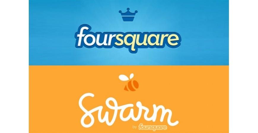 دو اپلیکیشن Swarm و Foursquare رفع فیلتر شدند