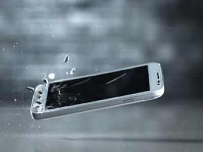 نمایشگر موبایلتان دیگر نخواهد شکست!