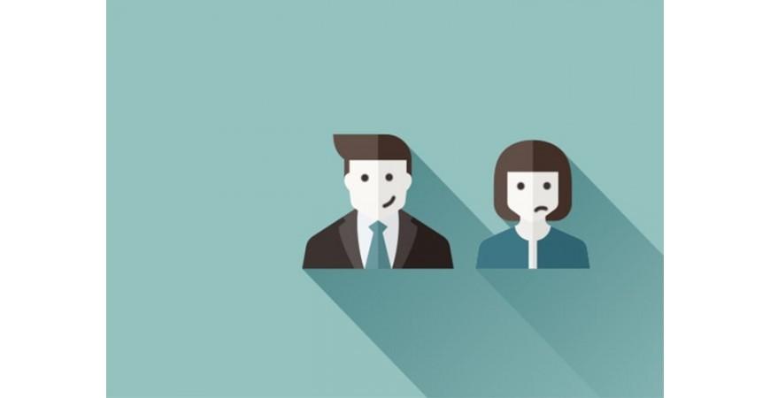 تفاوت مردان و زنان در محیط کار