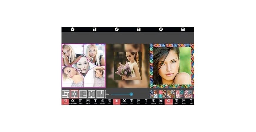 Photo Editor Collage Maker Pro v1.3.3 – برنامه فوتو ادیتور کالج میکر اندروید