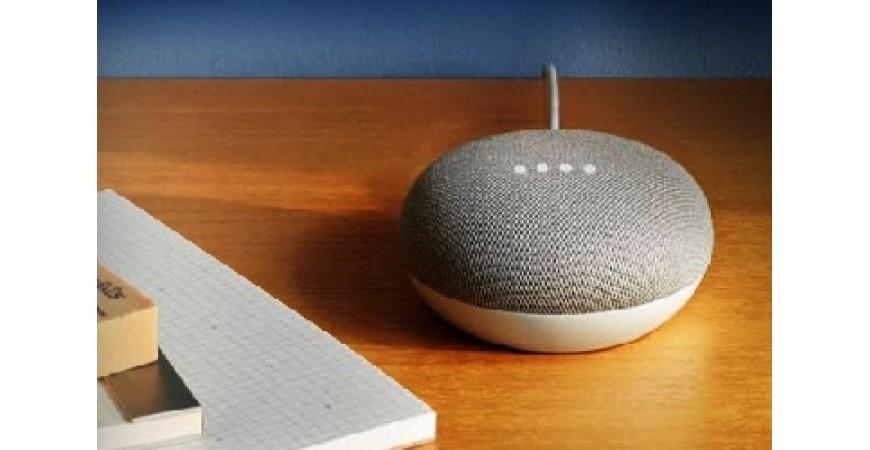 اسپیکر کوچک هوشمند گوگل هوم مینی