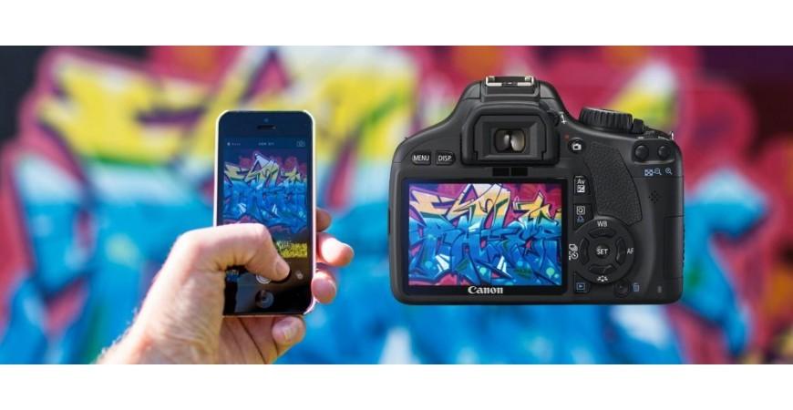 چرا گوشی های هوشمند هنوز قادر به رقابت با دوربین DSLR نیستند